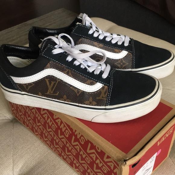 Vans Shoes | Van Old Skool Brown